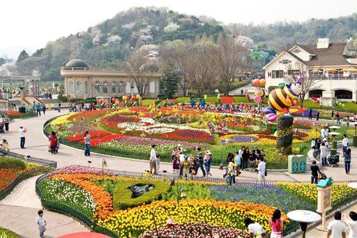 Hàn Quốc du lịch bốn mùa