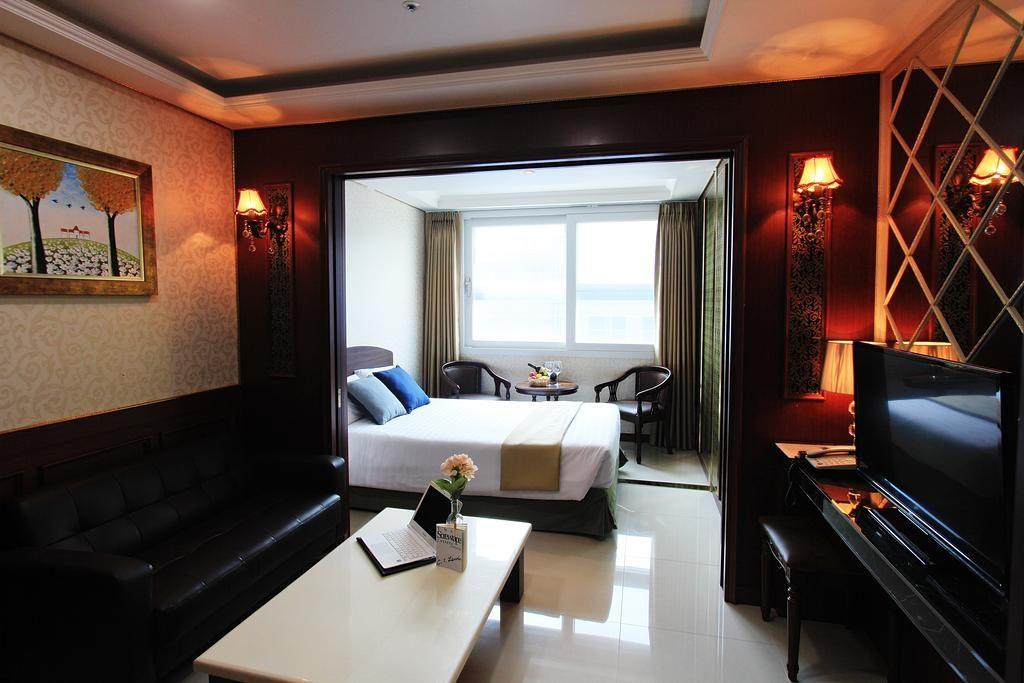 Khách sạn Hàn Quốc - Du lịch Hàn Quốc