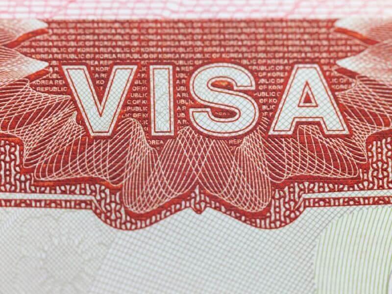 có mấy loại visa Pháp