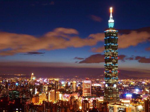 Du lịch Đài Loan - Tham quan Trung tâm tài chính Đài Bắc 101