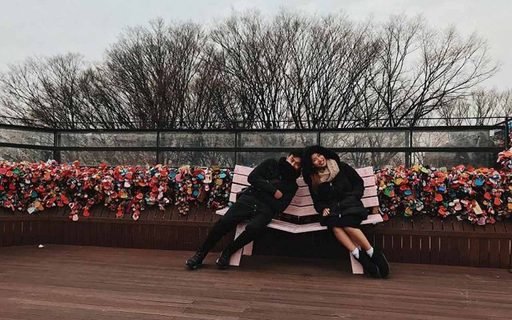 Tháp Namsan sự gắn kết một tình yêu bền vững, du lịch Hàn Quốc
