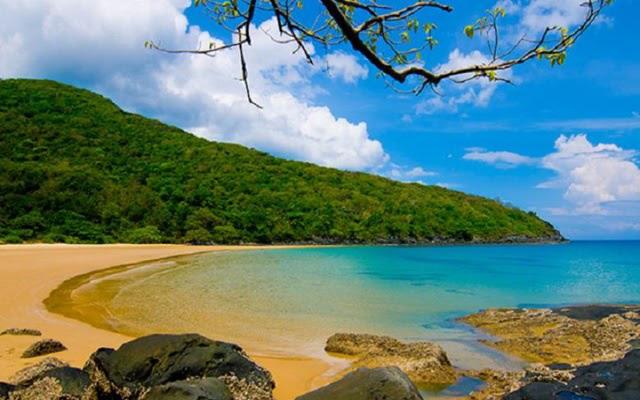 Du lịch biển Côn Đảo với nhiều nét hoang sơ, bình dị