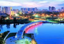 Cầu Ánh Sao: Điểm đến lý tưởng khi du lịch Sài Gòn nhất định phải check in